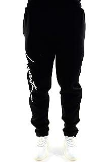 909873c6c7 Lacoste Signature Fleece Sweatpant 2XL RED at Amazon Men's Clothing ...