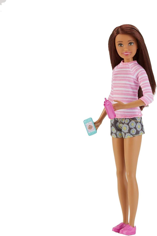 Barbie Babysitters Inc Pizza Set Mattel FHY92