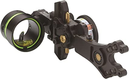 New 2019 HHA Sports Optimizer Lite King Pin .019 RH Bow Sight KP-5519