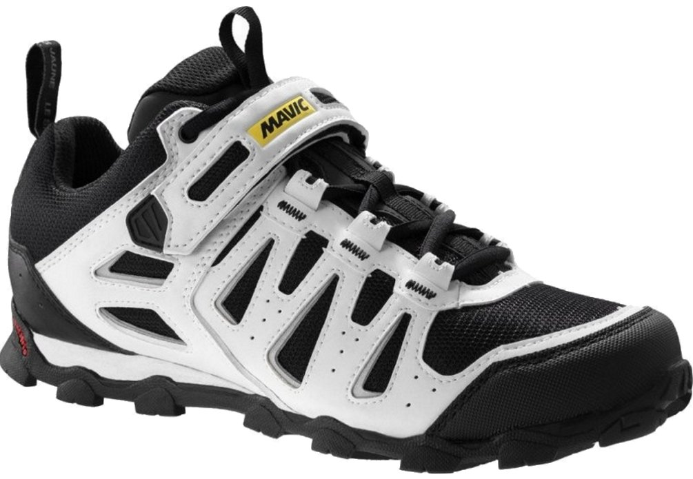 Mavic Women's Crossride Elite Shoe 10 Black/White