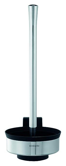 Brabantia 427206 - Dispensador de 3 rollos de papel WC, acero brillante: Amazon.es: Hogar