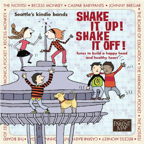 Shake It Up! Shake It Off!