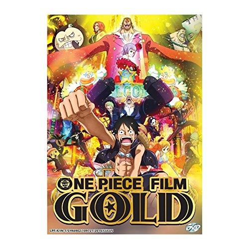 One Piece Film Gold : Anime Movie DVD [IMPORT]