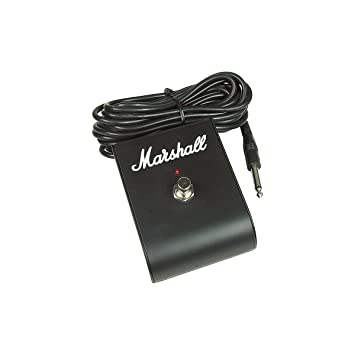 Amazon.com: Marshall PED801 Single Footswitch with LED: Everything