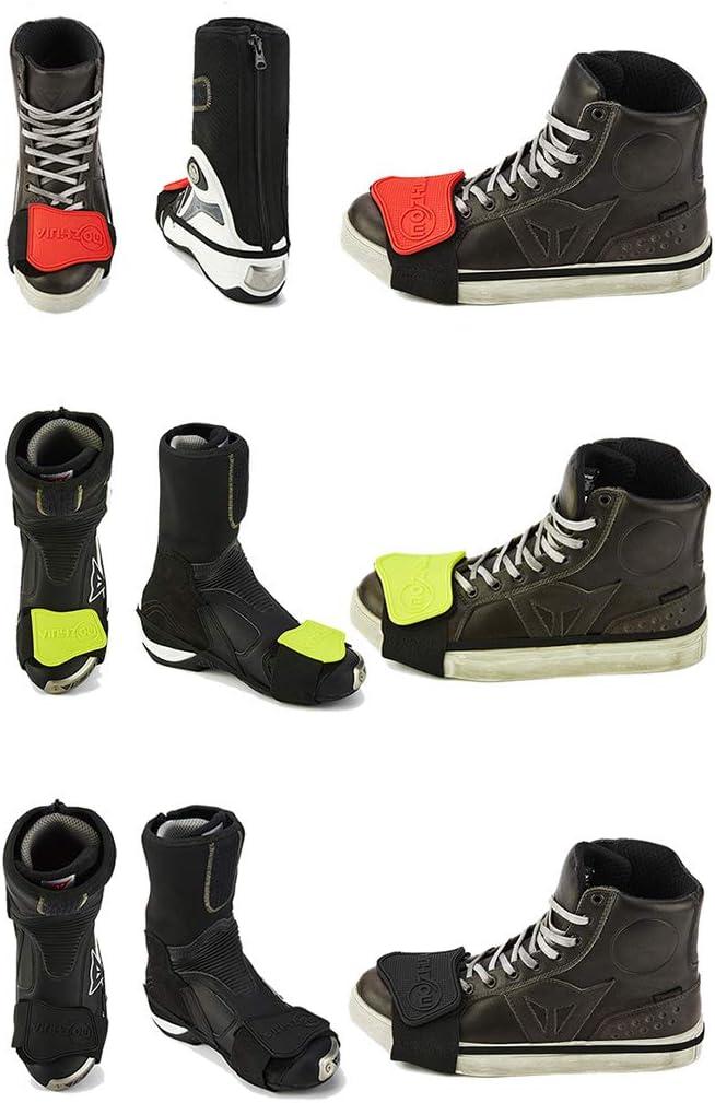 Xuniu V/élo Moto Gear Shifter Chaussure Bottes Protector /Équipement De V/élo Couvre-Chaussures De Sport