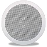 Polk Audio RC6s In-Ceiling Stereo Speaker (Single, White)
