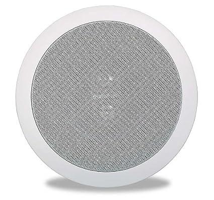 amazon com polk audio rc6s in ceiling 6 5 stereo speaker dual rh amazon com outdoor ceiling speakers perth outdoor ceiling speakers nz