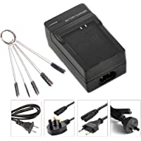 New BP1310 BP-1310 AC/DC Battery Charger Replacement for Samsung NX-5, NX5, NX-10, NX10, NX-11, NX11, NX-20, NX20, NX-100, NX100 Camera