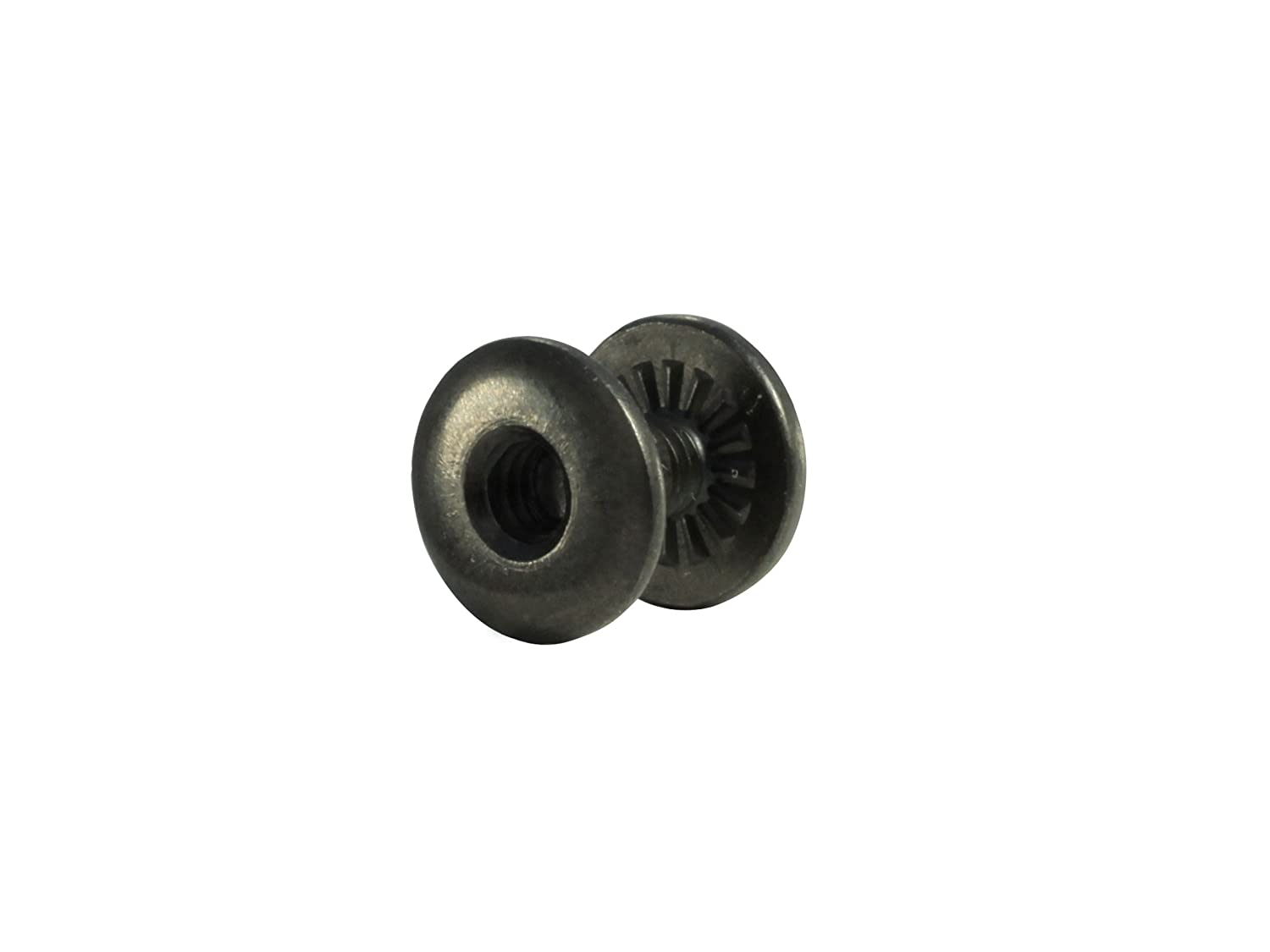 Black The Outdoor Connection BO-2 25-Pack Outdoor Connection The Chicago Screw Sets