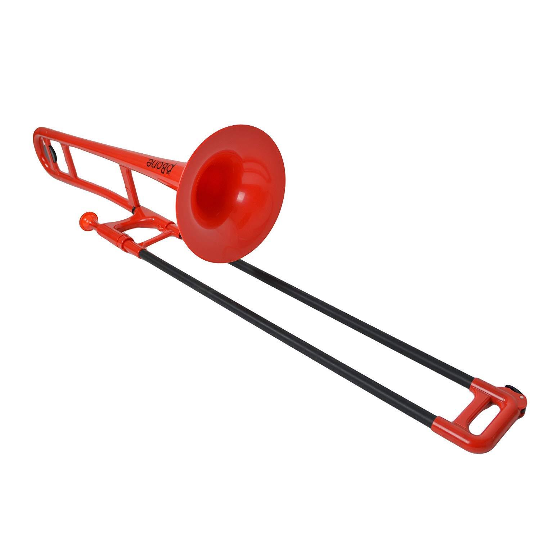 pBone Trombone, Red (PBONE1R)