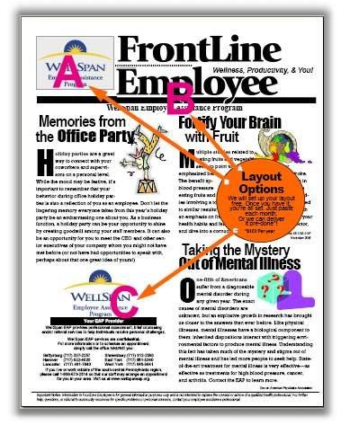 Amazon.com : Newsletter for Workplace Wellness Programs, Workplace ...