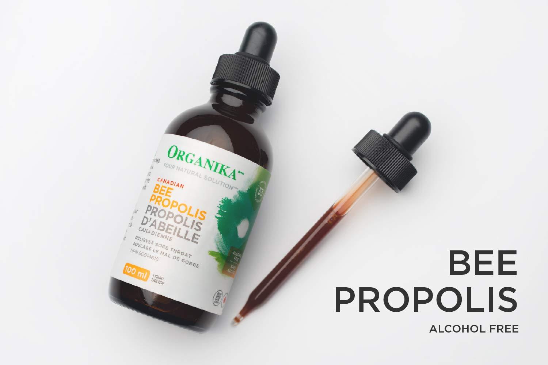 Organika Bee Propolis (Alcohol Free), 30 ml