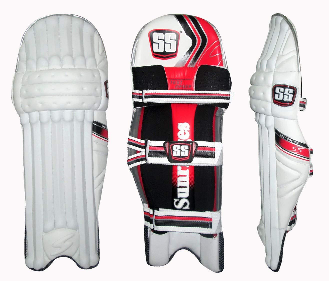 SS SS1007001BRH Test Opener Batting Cricket Pads