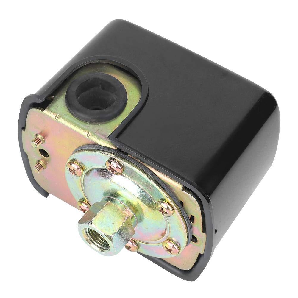 G1//4  Pressostat de pompe /à eau,20~120PSI 230V Premium Pressostat de pompe /à eau double /à ressort,Commutateur /électrique 30~50psi