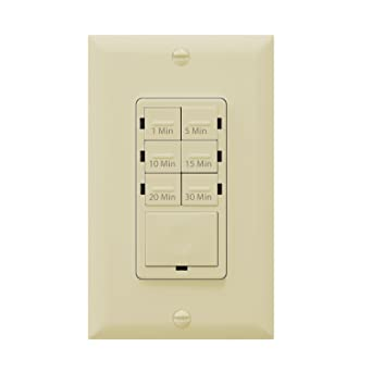 Enerlites het06a i countdown timer light switch bathroom fan timer quotenerlites het06a i countdown timer light switch bathroom fan timer motor timer switch aloadofball Choice Image