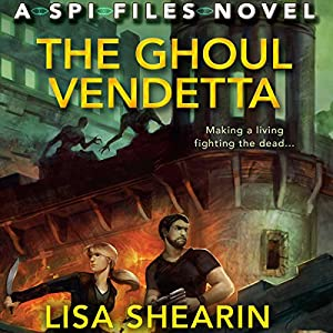 The Ghoul Vendetta Hörbuch