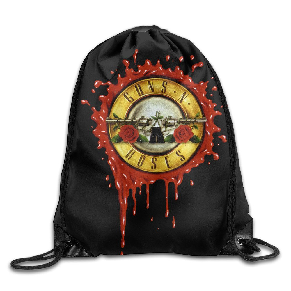 MDSHOP Guns N Roses GNR Drawstring Backpack Sack Bag MDSHOP CO.Ltd.