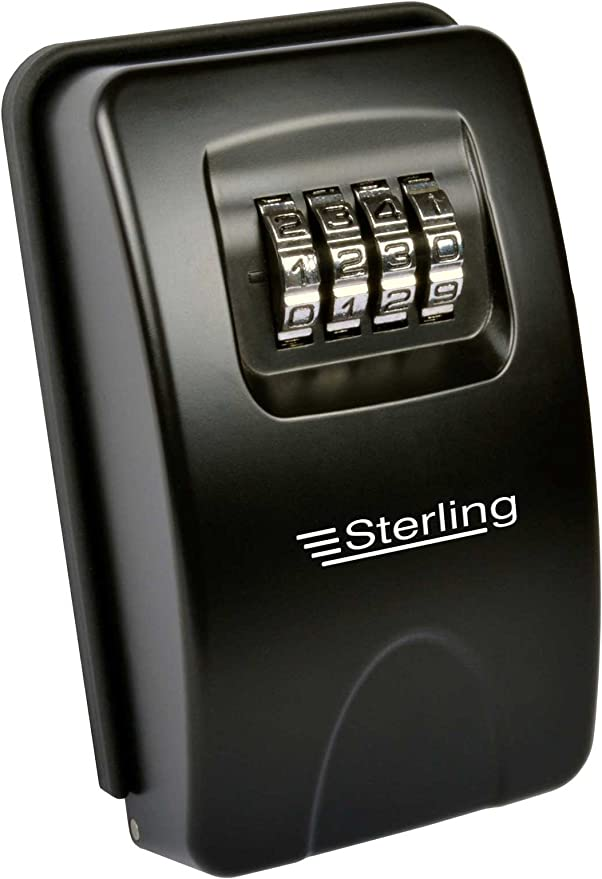 Caja de Seguridad con combinaci/ón para Llaves Sterling Locks
