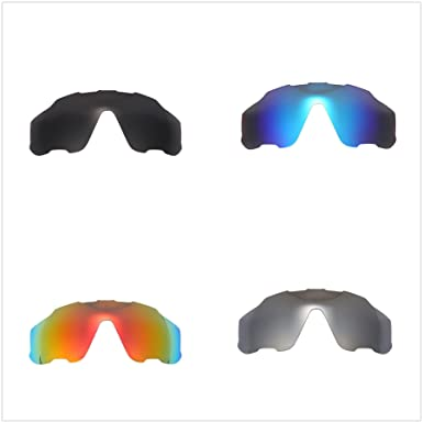 2a3364f362a Image Unavailable. Image not available for. Color  4 Pairs NicelyFit  Polarized Replacement Lenses for Oakley Jawbreaker ...