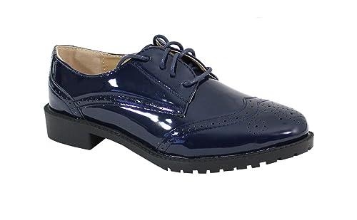 mignonne comment trouver trouver le prix le plus bas By Shoes - Chaussure Plate Style Derby - Femme