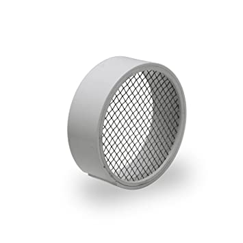 Amazon.com: Raven R1509 PVC Termination Vent with 304 Stainless ...