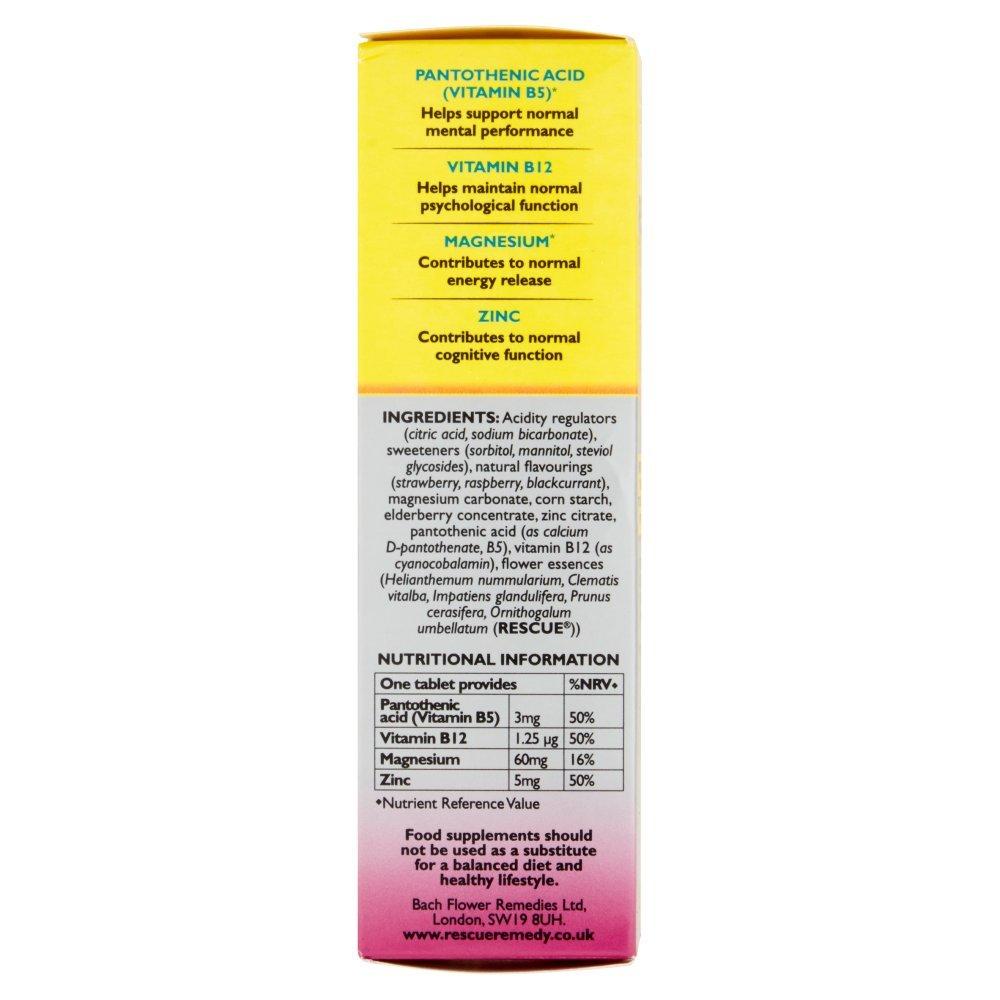Rescue Plus Efervescente Pastillas - Pack of 15: Amazon.es: Salud y cuidado personal