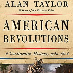 American Revolutions Hörbuch