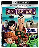 Hotel Transylvania 3 [4K Ultra HD] [Blu-ray] [2018] [Region Free]