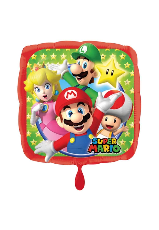 balloonisima - Globo XL - Super Mario Bros, diseño con Luigi ...