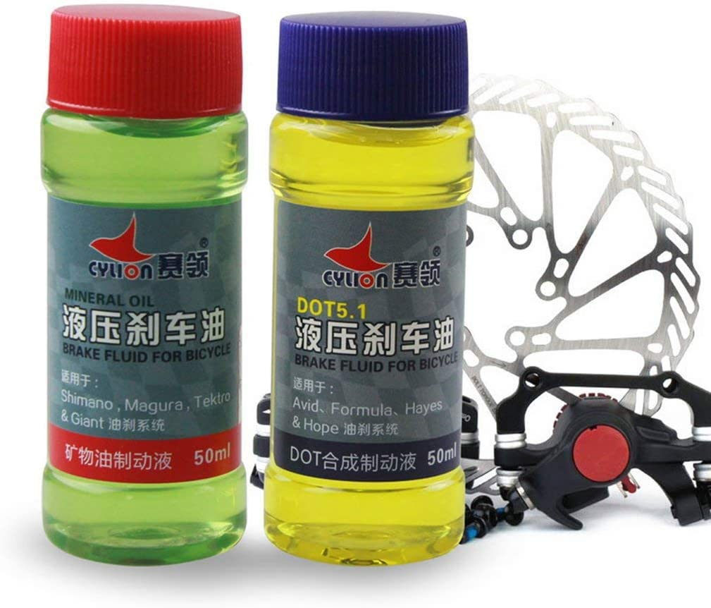 Kitechildhood CYLION - Sistema de Aceite Mineral para Frenos de ...