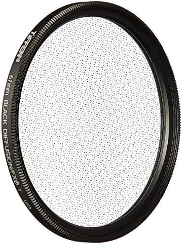 Tiffen 77BDFX1 77mm Black Diffusion 1 Filter