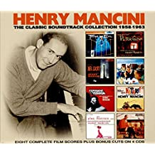 The Classic Soundtrack Collection: 1958-1963