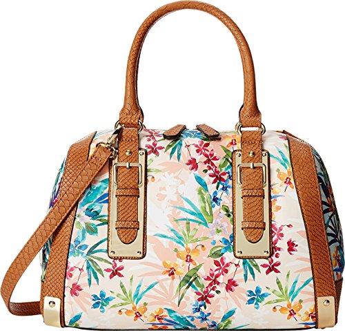 Aldo Westerling Cross Body Bag Tropical Floral Print One Size