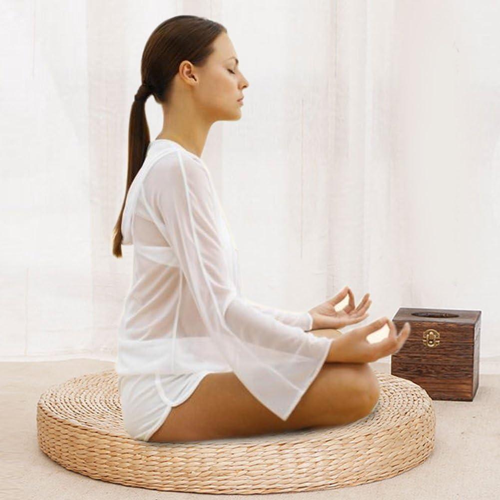 Tatami Estilo Cojín de Yoga y Meditación FTVOGUE