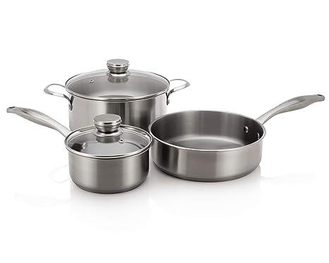 Amazon.com: Frigidaire 5304513525 - Batería de cocina (acero ...