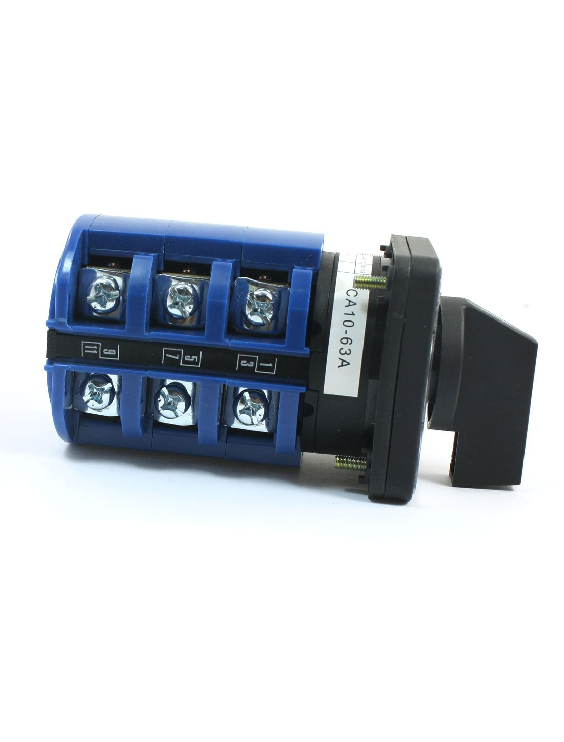 660V 63A 3Position 3 Phase Universal Rotary Changeover Switch CA10-63 by uxcell (Image #1)
