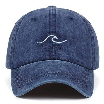 Lvntsx Las Gorras de béisbol Sombrero para Mujer Bordado de ...
