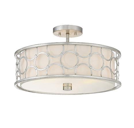 Amazon.com: Savoy House 6 – 1162 – 3 triona 3 luz colgante ...