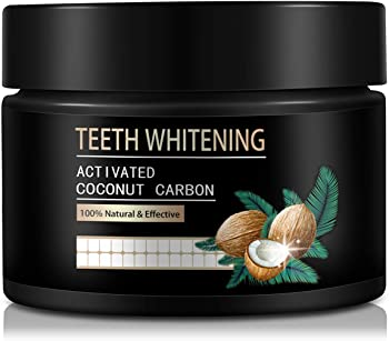 PentaBeauty Activated Charcoal Natural Teeth Whitener