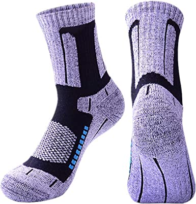 qishengshengwukeji calcetines mujer algodon calcetines algodon mujer Calcetines calientes de invierno para mujer Esquí de calcetines Calcetines de las mujeres black, freesize: Amazon.es: Ropa y accesorios