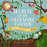 Secrets of the Vegetable Garden (A Shine-A-Light Book )