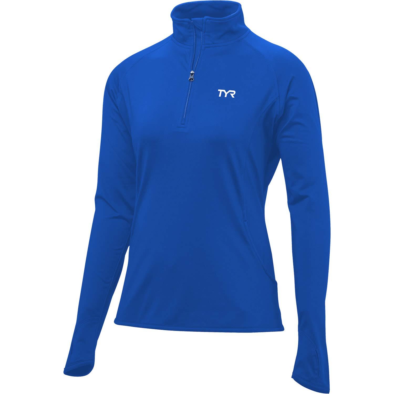 TYR Womens Alliance Zip Pullover