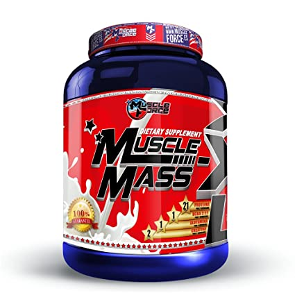 Muscle Force - Whey Professional Bottle 2268, Chocolate
