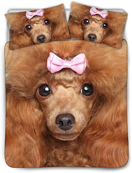 poodle comforter