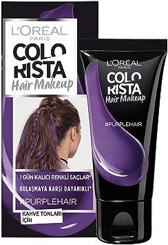 Colorista - Maquillaje temporal para el cabello, color morado
