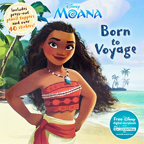 Disney Moana Activity and Sticker Book