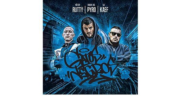 Gatos Negros by Rober del Pyro & DJ Kaef Victor Rutty on ...