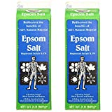 Diy Foot Soak Epsom Salt 2 Lb (Pack of 2)