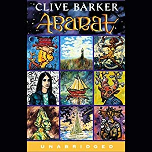 Abarat, Book 1 Audiobook