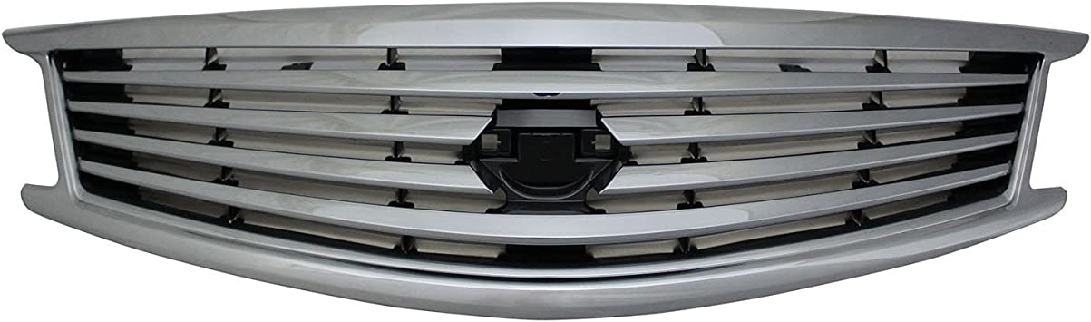 Q40 CPP Replacement Grille IN1200117 for Infiniti G25 G37